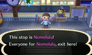 First steps in Nomolulu