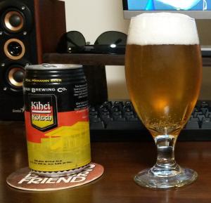 Maui Brewing Company's Kihei Kölsch